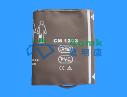 Big picture -CM1203 adult blood pressure cuff brown PU02