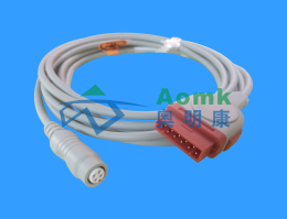 Universal horse-HP invasive blood pressure cable 02